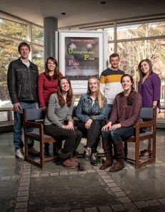 Winner's of 2014 Undergraduate Prize Plays